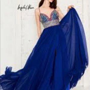NWT size 10 prom dress